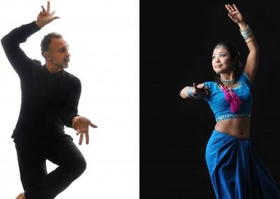 Roger Sinha & Deepali Lindblom @Adriana Garcia Cruz & Johan Lindblom