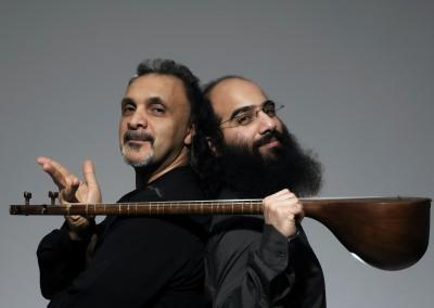 Roger Sinha & Kiya Tabassian @Michael Slobodian