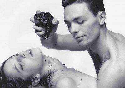 1998-Glace noire: Isballe Poirier, Tom Casey