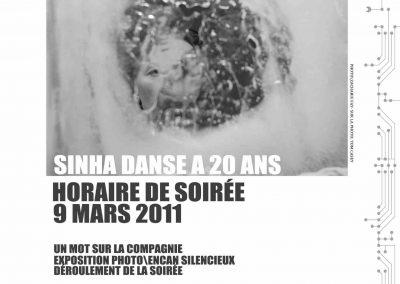 2011-Sinha Danse fete 20 ans a l'Agora: Tom Casey @Zacharie Fay