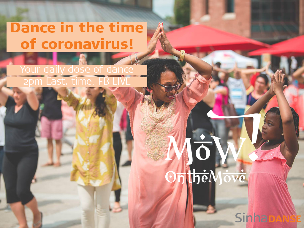 10 free Bollywood lessons during coronavirus #stayathome