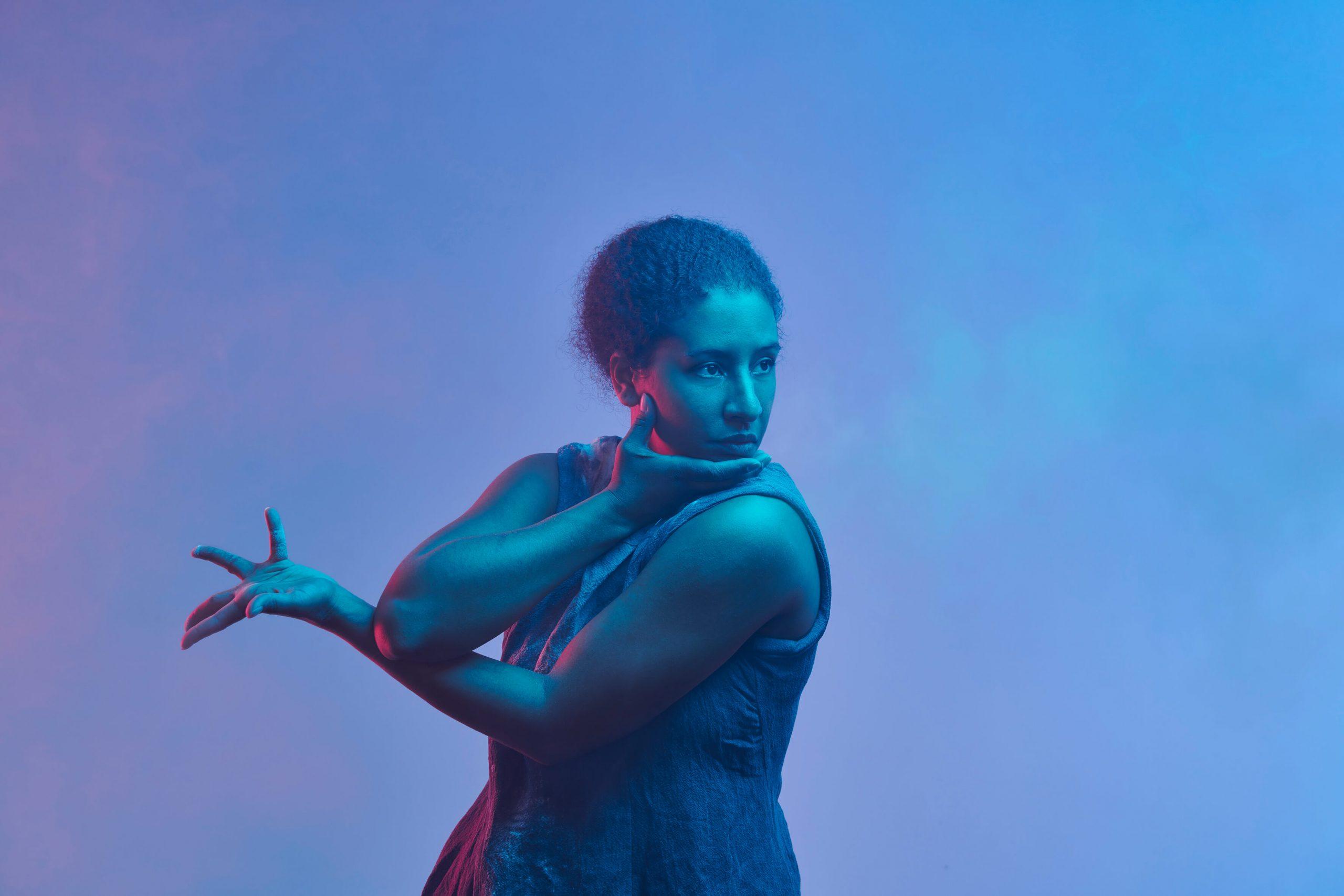 Amelia Lamanque 30th anniversary Sinha Danse @DamianSiqueiros