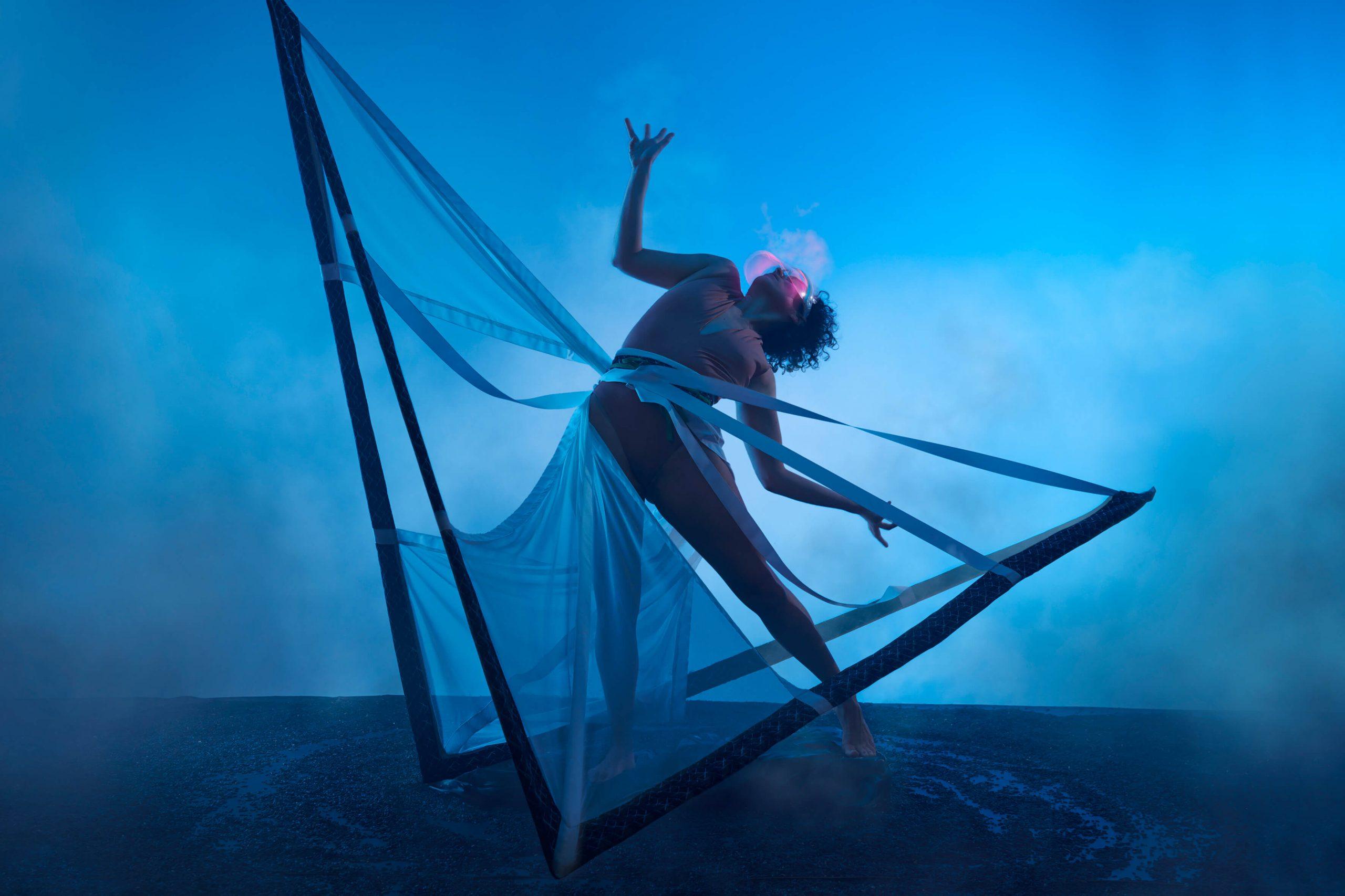 Citlali Germe 30th anniversary Sinha Danse @Damian Siqueiros