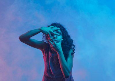 Emmanuelle Martin 30 ans Sinha Danse @Damian Siqueiros
