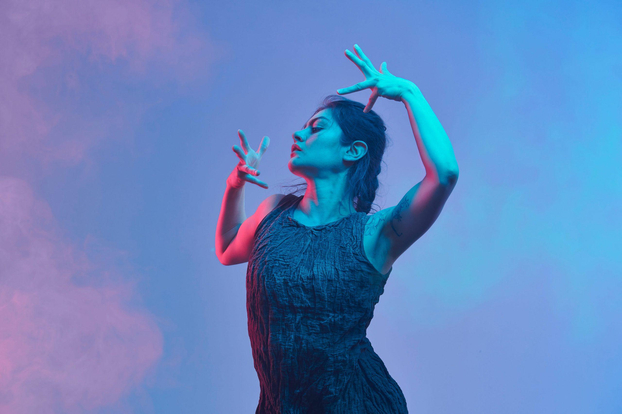 Olivia Jaen Flores 30th anniversary Sinha Danse @Damian Siqueiros
